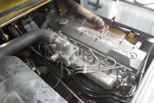 Xe nâng cũ Komatsu Nhật Bản chạy Điện 3 Tấn