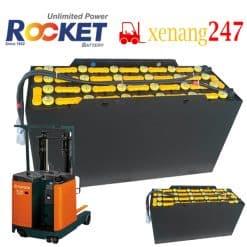 Ắc quy xe nâng điện Rocket chính hãng