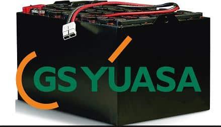 Ắc quy xe nâng điện GS Yuasa