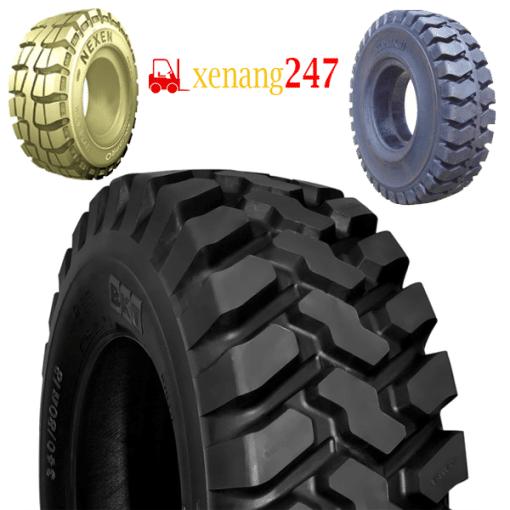 Lốp xe nâng 21x8-9, Lốp đặc xe nâng 21x8-9