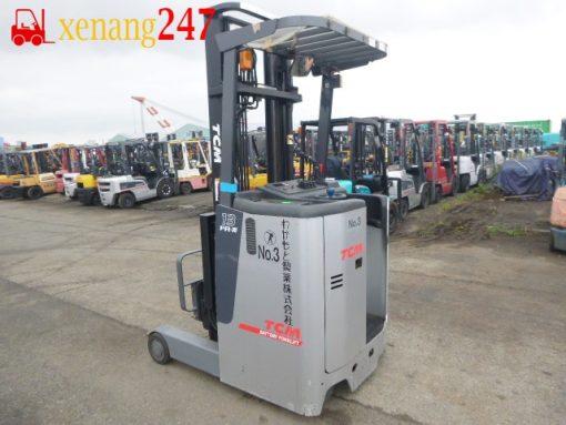 Xe nâng điện đứng lái TCM FR13-7