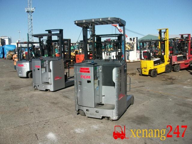 Xe nâng điện TCM đứng lái FR15-7, FR15-7H