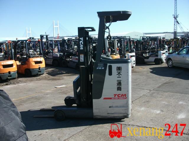Xe nâng điện TCM đứng lái FR15-7H