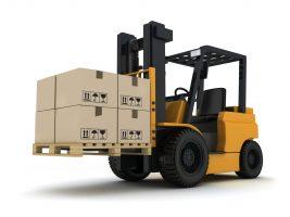 Xe nâng Komatsu 1.5 tấn
