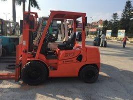 Cho thuê xe nâng tại Thanh Hóa