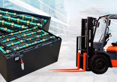 Sửa chữa bình điện xe nâng điện