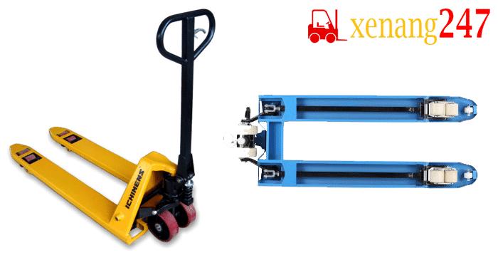 Xe nâng tay Ichimens 2 tấn siêu bền XTN 540-1150-2T